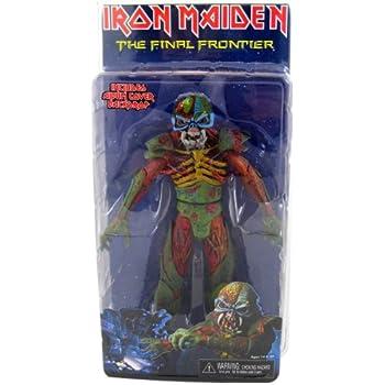 NECA Iron Maiden 9 inch Final Frontier Action Figure