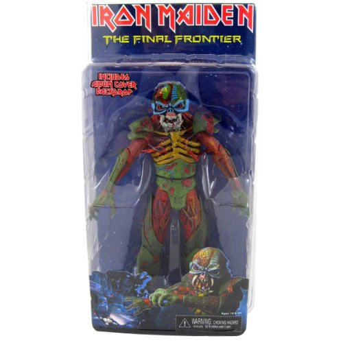 genuina alta calidad Iron Maiden - Figura Eddie Fina (Cosmic (Cosmic (Cosmic 09090)  Obtén lo ultimo
