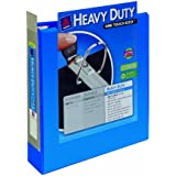 Avery Heavy-Duty View Binder with 2-Inch One Touch EZD Rings, Pacific Blue, 1 Binder (79724)