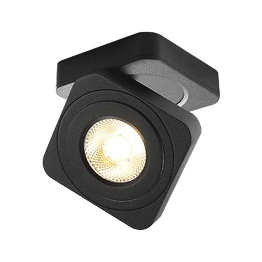 Pinjeer Montado En La Superficie LED COB Luz De Techo Proyector ...