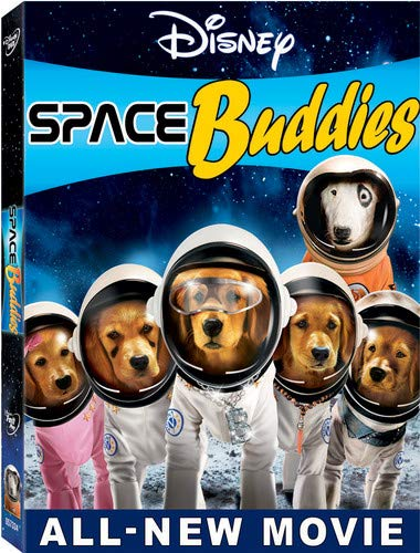 Space Buddies (The First Dog To Go To Space)