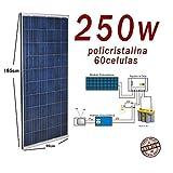 Panneau solaire photovoltaïque panneau solaire Polycrystalline 250w