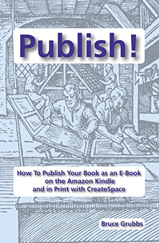 How To Publish Your Book As An E On The Amazon Kindle