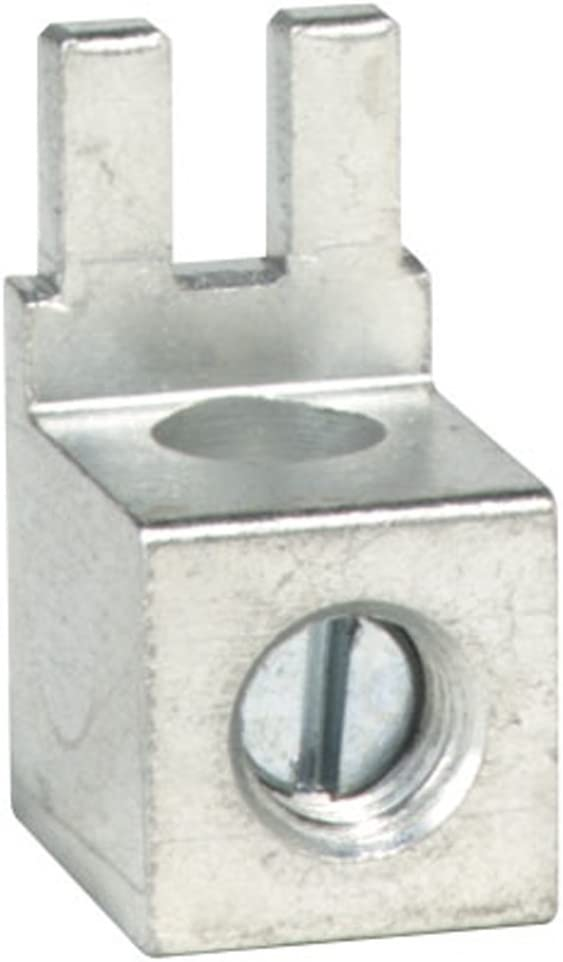 for Use with Load Centers 100 A Square D by Schneider Electric QO70ANCP Square D Qo70An Auxiliary Neutral Lug Kit