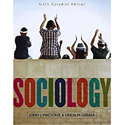 VangoNotes for Sociology, 6th Canadian Edition