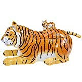 Tracy Porter for Poetic Wanderlust Imperial Bengal 3-D Bengal Soup Tureen with Ladle 112 oz. (14.25'' x 7.75'' x 7.75'')