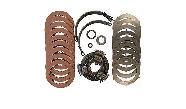 Nuevo embrague de dirección completa Kit diseñado para adaptarse a John Deere Crawler/dózer 450B: Amazon.es: Amazon.es