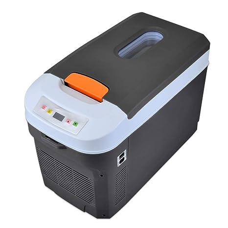 Nevera Coche portatil Mini refrigerador Temperatura Ajustable ...
