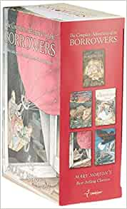 The Borrowers by Mary Norton (1952)