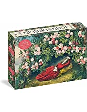 John Derian Paper Goods: The Bower of Roses 1,000-Piece Puzzle
