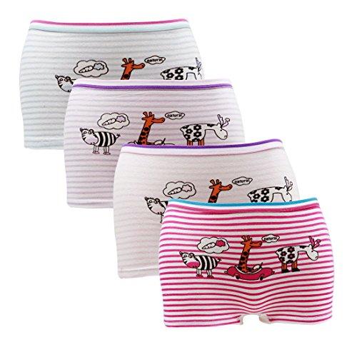 Mmiao 2t 10t Boyshort Underwear Giraffe