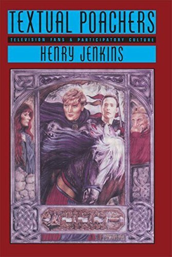 Textual Poachers: Television Fans and Participatory Culture (Studies in Culture and Communication) by Henry Jenkins (1992-07-23) (Textual Poachers Television Fans & Participatory Culture)