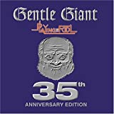 Playing the Fool (35Th Anniversary Edition) by Gentle Giant