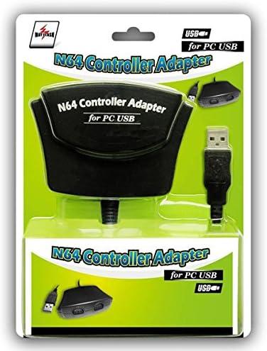 MAYFLASH Adaptador de Controlador para PC N64: Amazon.es: Juguetes ...
