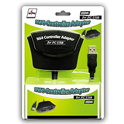 Amazon com: MAYFLASH N64 Controller Adapter For Pc: Toys & Games