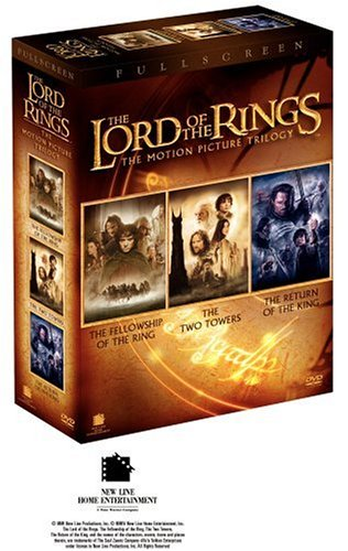 Lord of the Rings: Motion Picture Trilogy Reino Unido DVD: Amazon ...