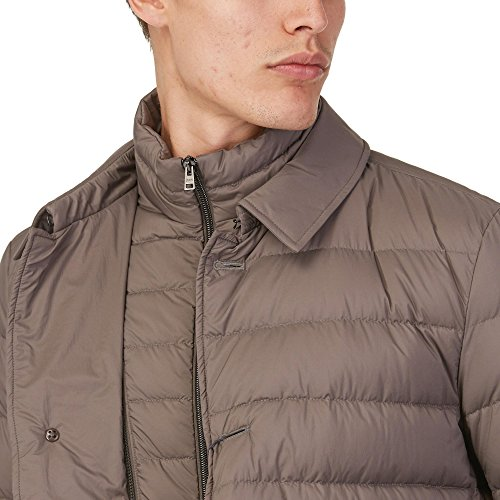Nylon Piumino Dove in Herno Grey 8PXEEx