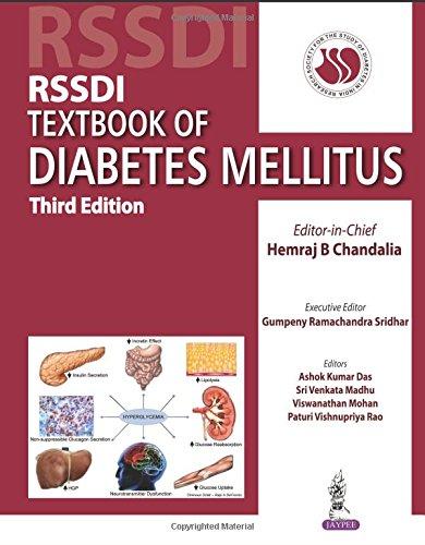 RSSDI Textbook of Diabetes Mellitus