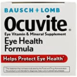 Bausch + Lomb Ocuvite Eye Vitamin and Mineral