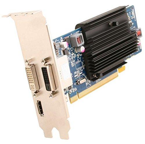 Sapphire 11190-13-20G Grafikkarte (ATI Radeon HD 6450, 1GB, PCI-e, DDR3 Speicher, 2x DVI, HDMI, VGA)
