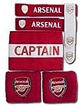 Arsenal FC Wristbands, Sock Ties & Ca...