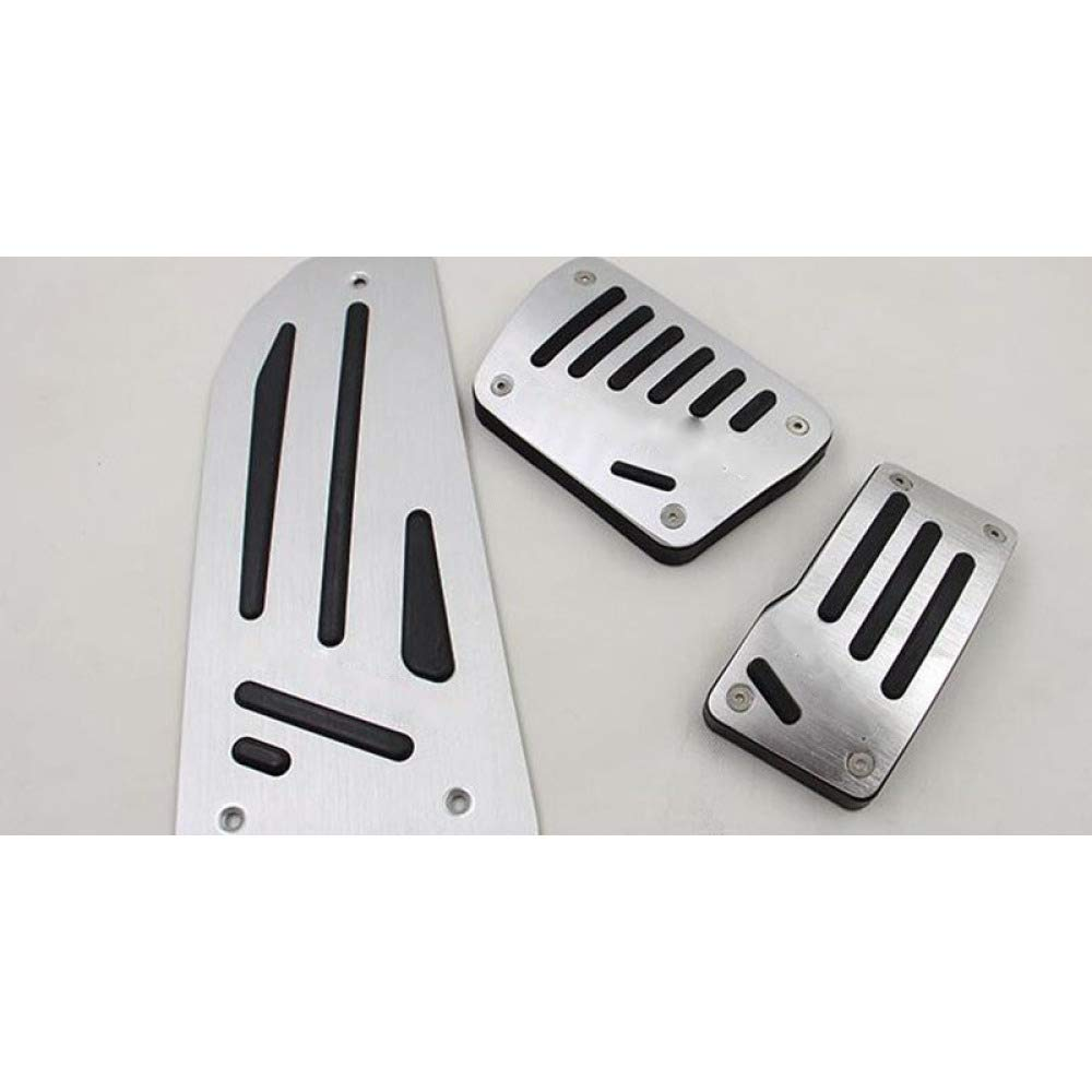 WZJFZPL pedal ,auto footrest and brake pedal,for mitsubishi outlander 2013 2019,car accessories pedal