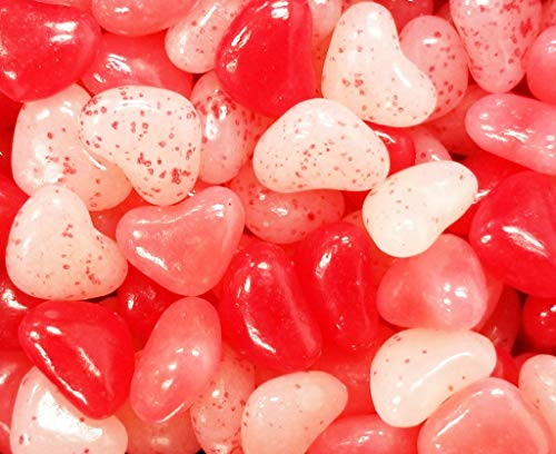 Jolly Rancher Fav Reds Jellybean Hearts - 5 Pounds Bulk Wholesale ()
