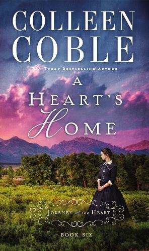 book cover of A Heart\'s Home