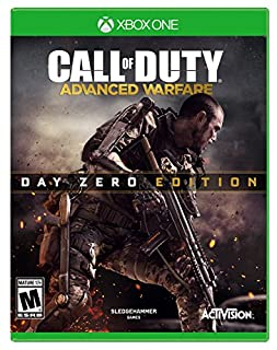 Call of Duty Advanced Warfare - Day Zero Edition (B00K308KF4) | Amazon price tracker / tracking, Amazon price history charts, Amazon price watches, Amazon price drop alerts