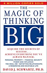 Millions of readers have acquired the secrets of success through The Magic of Thinking Big. Achieve everything you always wanted: financial security, power and influence, the ideal job, satisfying relationships, and a rewarding, happy life.Se...