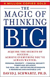 Paperback The Magic of Thinking Big Book
