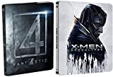 X-Men Apocalypse Exclusive Steelbook + Fantastic 4 Four Blu Ray Marvel Double Feature Exclusive Steelbook Set -  Blu-ray, Rated PG-13, Dave Green