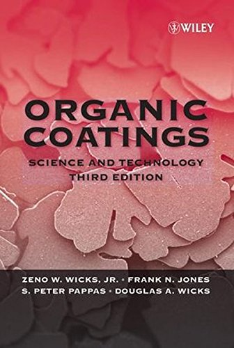 Organic Coatings: Science and Technology