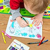 Toddlers Crayons, 12 Colors Nontoxic