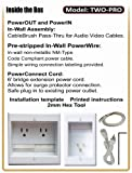 PowerBridge TWO-PRO-6 Dual Power Outlet