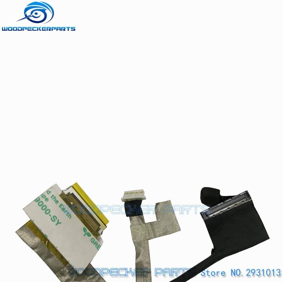 Cable Length: 50 4SI04 001 Computer Cables Laptop Display Cable New for HP for ProBook 4440S 4441S 4445S 4446S LCD LVDS Cable 50.4SI04.001 Tested