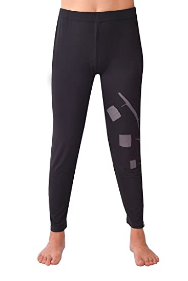 ec12888d30015e virblatt Bamboo Leggings and Yoga Leggings as Best Yoga Clothes -  Vrksasana: Amazon.co.uk: Clothing