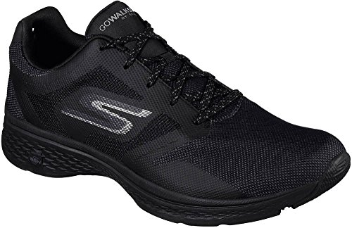 Skechers Performance Mens Go Sport-power Scarpa Da Passeggio Nera
