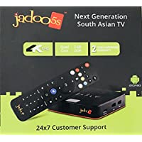 Jadoo Tv 5S Latest JUNE 2018 Model 5S BRAND NEW- 4K ULTRA HD, BLUETOOTH, VIDEO CALLING