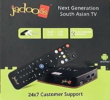 Jadoo Tv 5S Latest JUNE 2018 Model 5S BRAND NEW- 4K ULTRA HD, BLUETOOTH, VIDEO CALLING