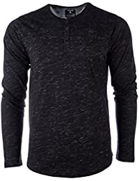 Men's Dri-Fit San Clemente Long Sleeve Raglan Henley