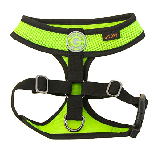 Gooby Freedom Harness Specially Yellow product image