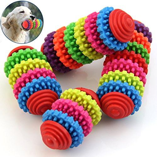 nnda-co-colorful-rubber-pet-dog-puppy-dental-teething-healthy-teeth-gums-chew-toy-too9cmx4cmlsrubber