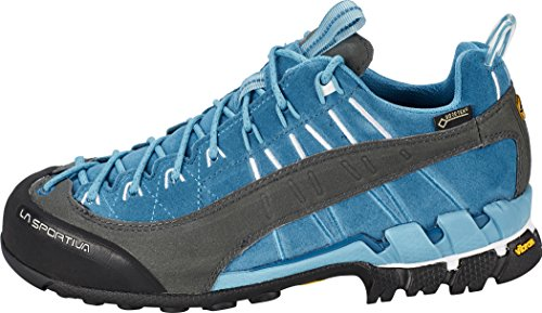 La Sportiva Hyper GTX Shoes Women Blue Shoe Size 39,5 2018
