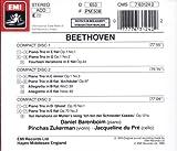 Image of Daniel Barenboim, Pinchas Zukerman & Jacqueline du Pré - Beethoven: Piano Trios