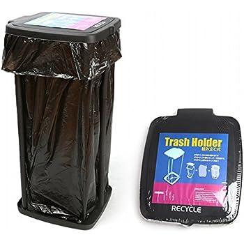 boli garbage bag holder collapsible garbage can trash can rv storage waste basket. Black Bedroom Furniture Sets. Home Design Ideas