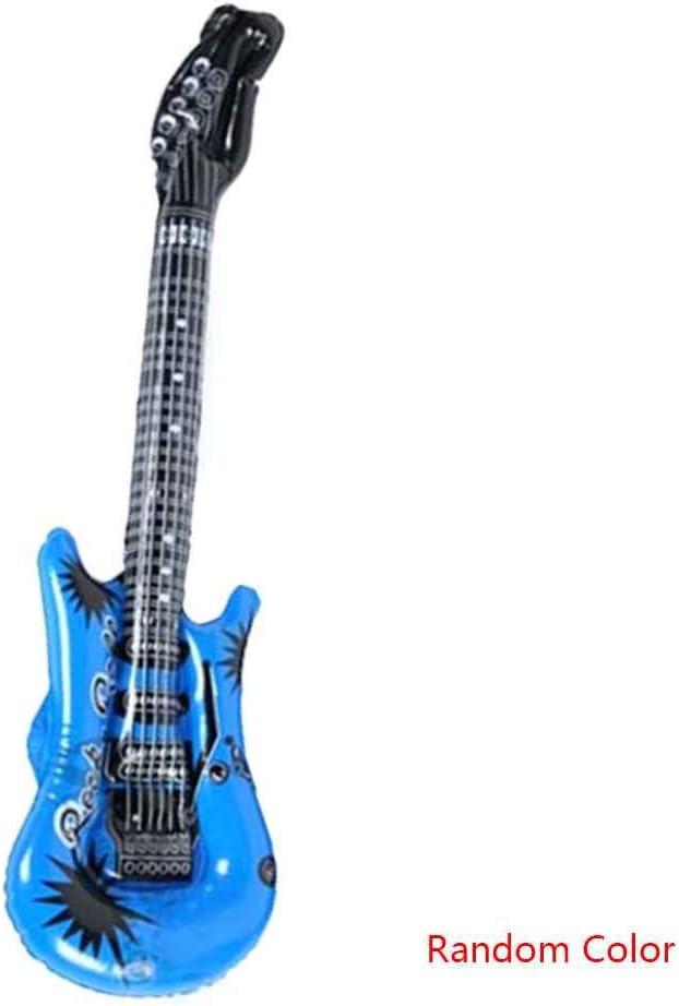 Coddington Juguete Decoración Color al Azar Micrófono Guitarra ...