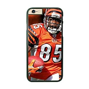 NFL Case Cover For Apple Iphone 5/5S Black Cell Phone Case Cincinnati Bengals QNXTWKHE1766 NFL Hard Phone Hard