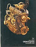 1975 John Deere Series 300 400 500 Diesel Engine Brochure