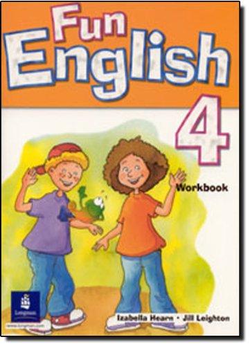 Fun English Level 4: Activity Book (Fun English)